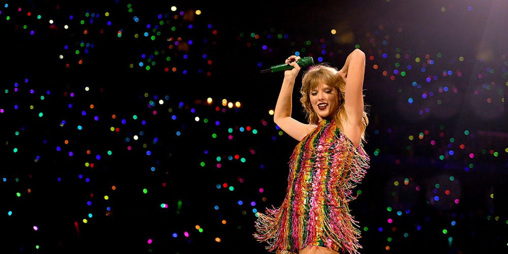 13 Fakta Unik Mengenai Reputation Tour: Taylor Swift