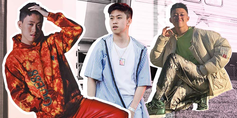 Boy Crush, Intip 8 Gaya Kekinian Sang Rapper Rich Brian!